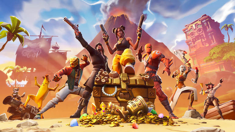 Fortnite is played by 350 million people